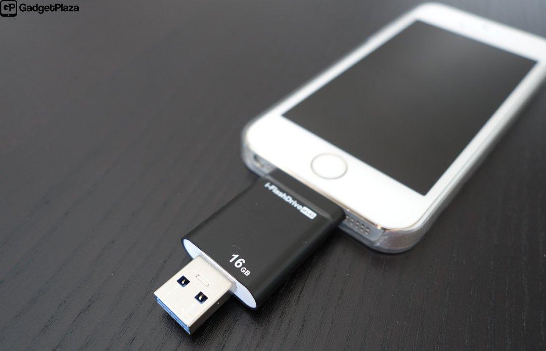 I-FlashDrive EVO - grosses Update beim externen Speicher für euer iOS Device