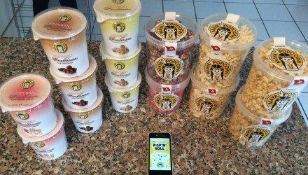 Maya Popcorn App