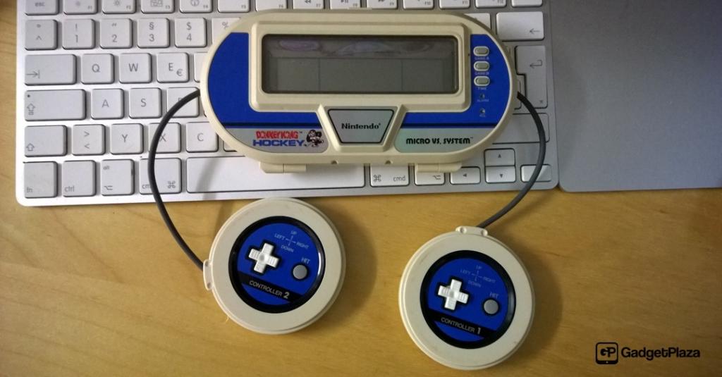 Nintendo Retro Games - meine ersten digitalen Spiele