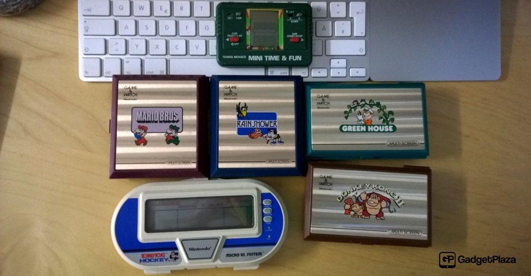 Nintendo Retro Games – meine ersten digitalen Spiele