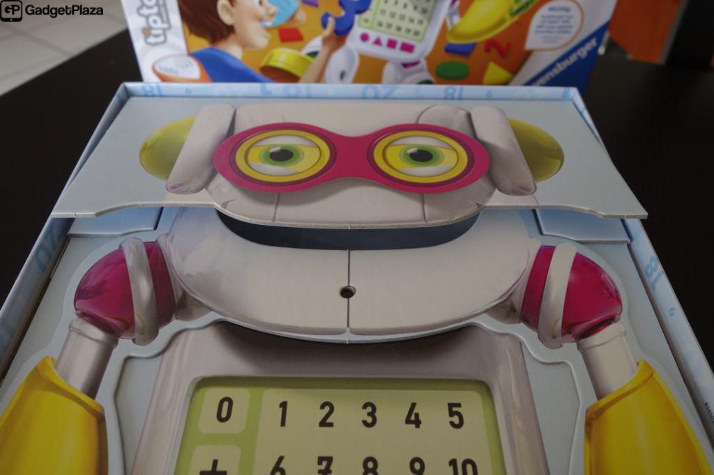 Ravensburger «Robby Der hungrige Zahlen-Roboter»