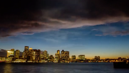 Video - Boston Layer-Lapse