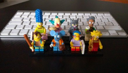 #LEGO Simpsons - meine Sammlung vergrössert sich ist aber noch nicht vollständig
