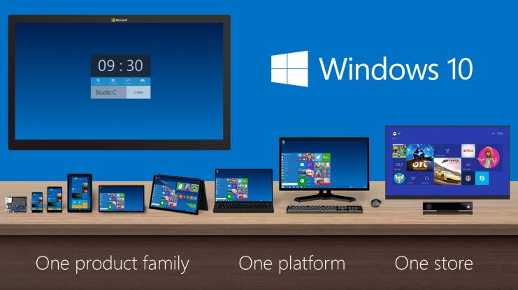 Windows 10 – Microsoft zeigt den Nachfolger von Windows 8