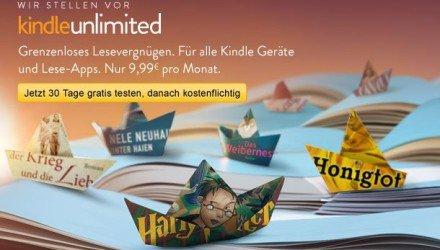 Kindle Unlimited - Lesen bis der Arzt kommt