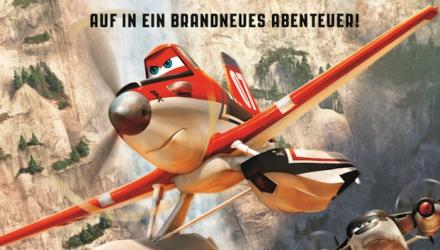 DVD - Planes 2 - immer im Einsatz