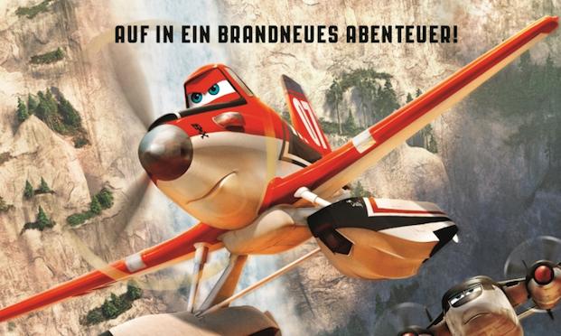 DVD – Planes 2 – immer im Einsatz