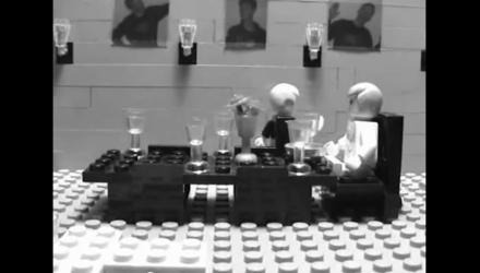 Video «Dinner for One»in einer LEGO Version
