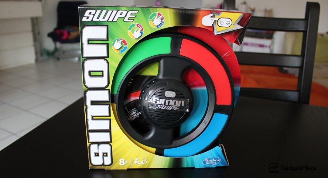 Hasbro «Simon Swipe Game» - Retro Spiel nicht nur für die Kleinen