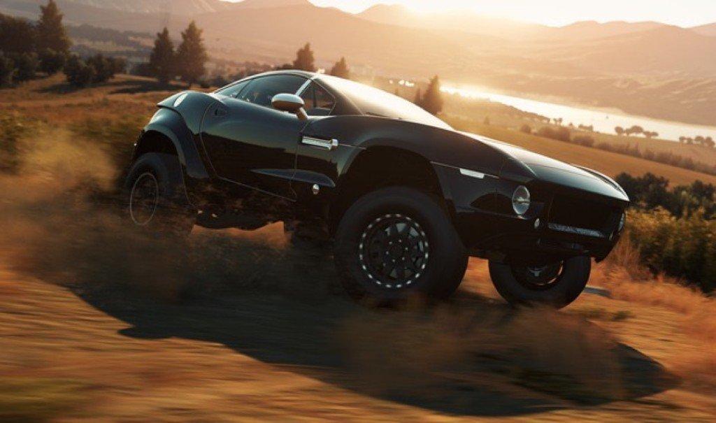 Forza Horizon 2 für die XBox