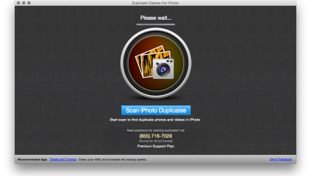 OS X «Duplicate Cleaner For iPhoto» - iPhoto Library von Duplikaten befreien
