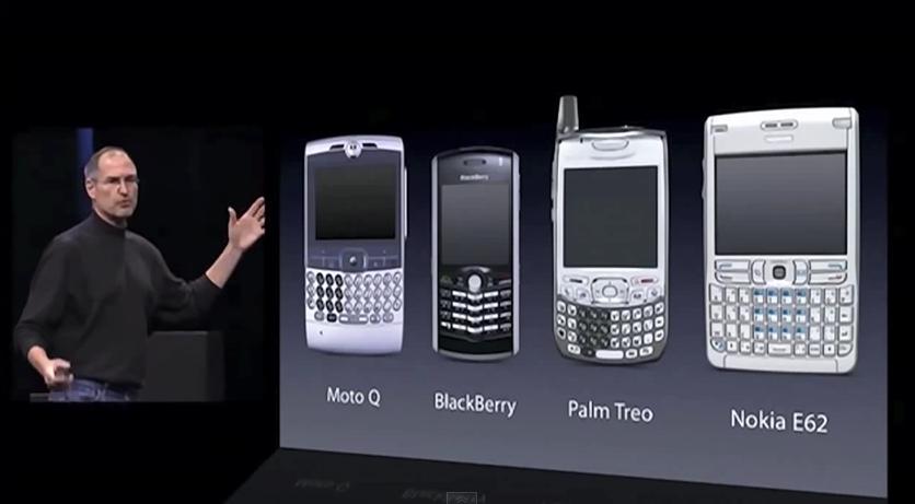 Video – Heute vor 8 Jahren wurde das erste iPhone vorgestellt – Revolution