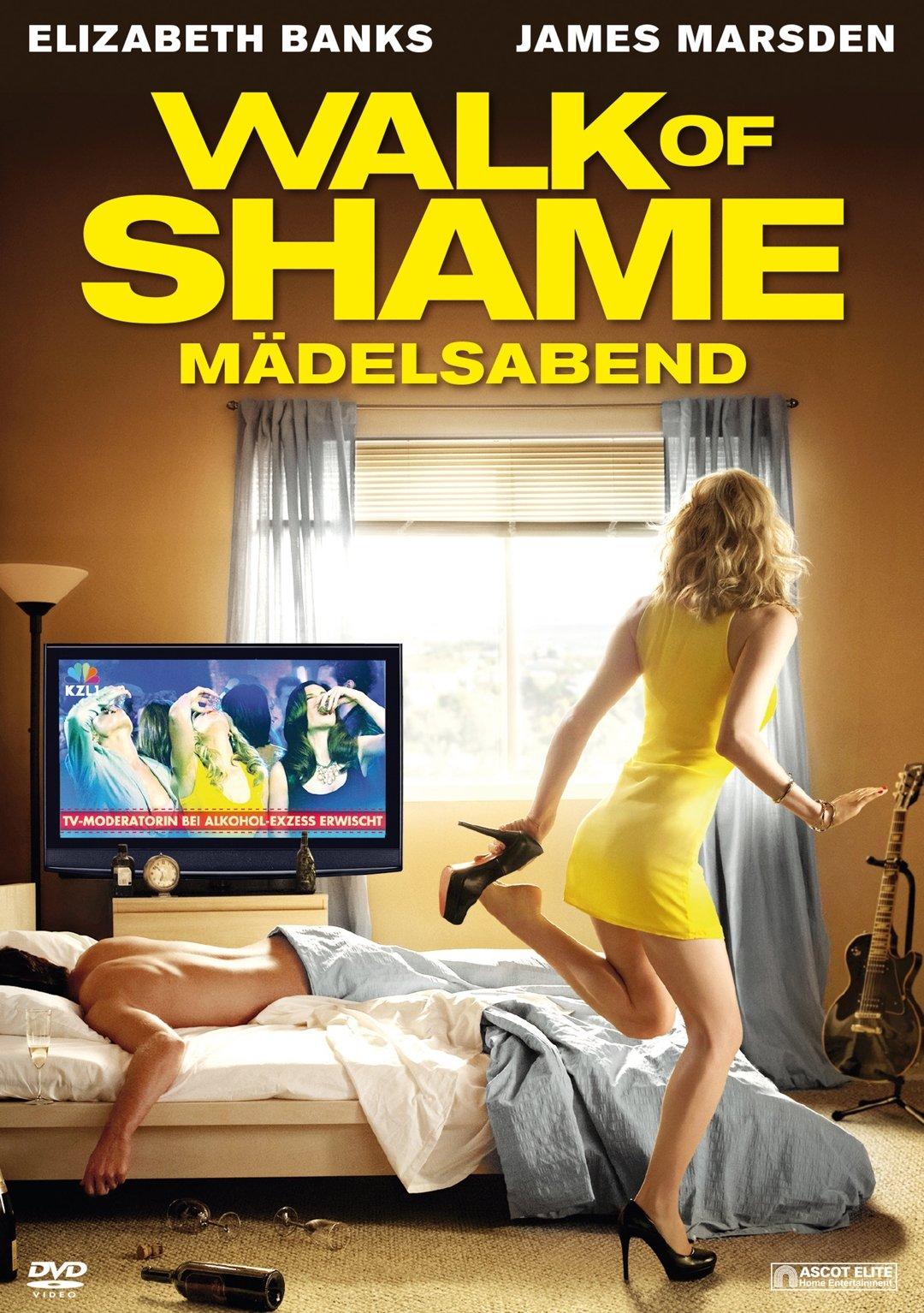 «Walk of Shame – Mädelsabend» ein langer Arbeitsweg
