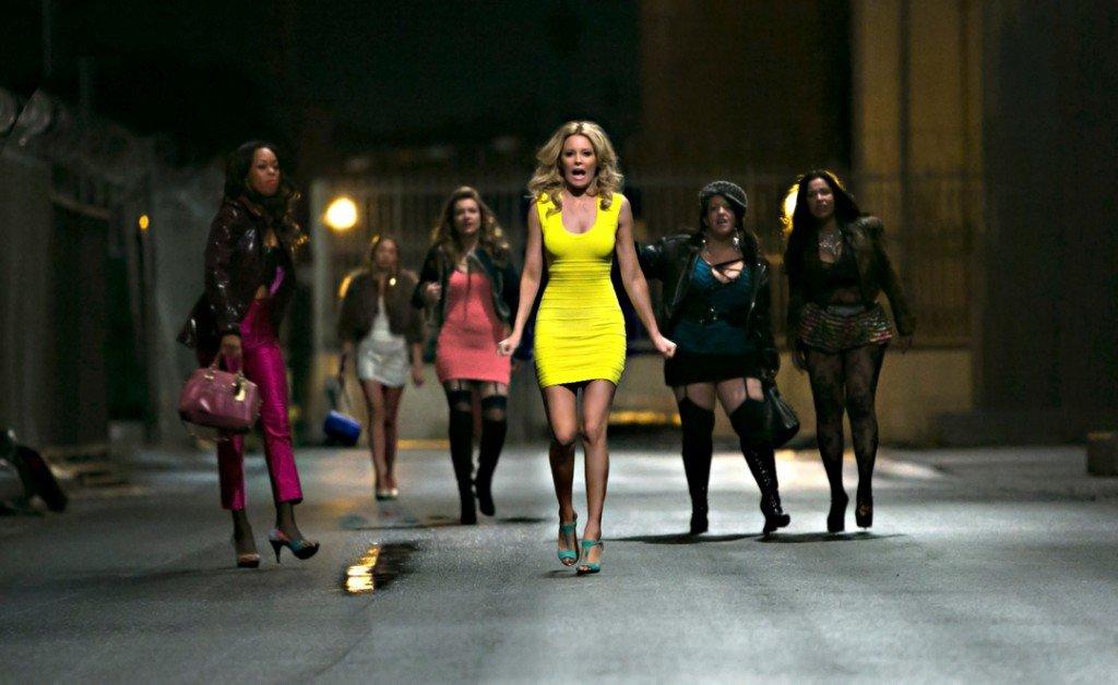 «Walk of Shame - Mädelsabend» ein langer Arbeitsweg