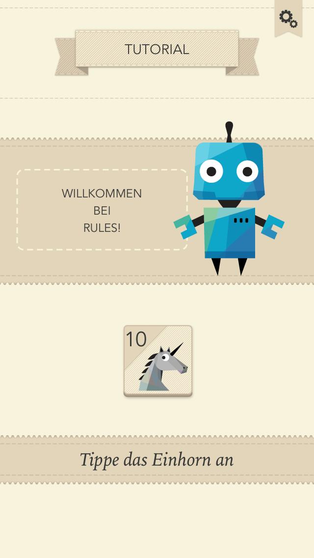 iOS «Rules!» - Ganz schön viel Merkarbeit