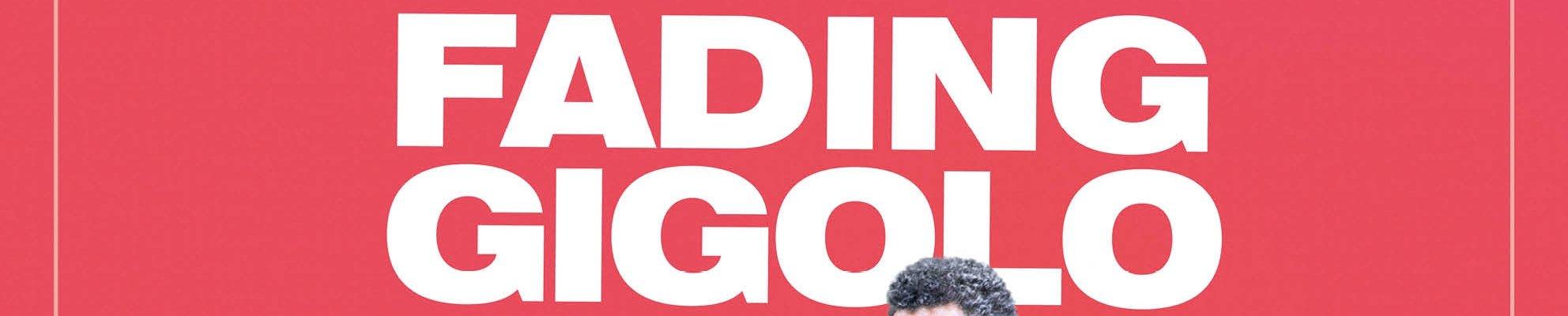 Fading Gigolo DVD