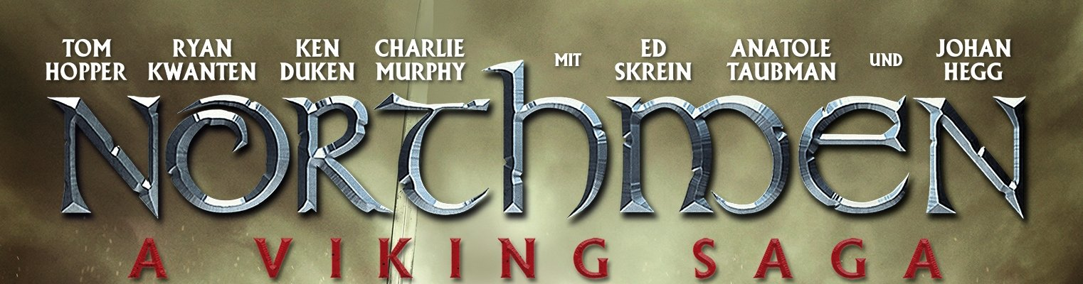 Northmen - A Viking Saga DVD