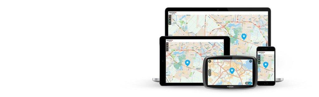 TomTom präsentiert die Actionkamera Bandit und neue Kartenfunktionen MyDrive