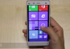 Video - Windows Mobile 10 demonstration auf dem Xiaomi Mi4