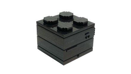 Ein kompletter Computer aus LEGO