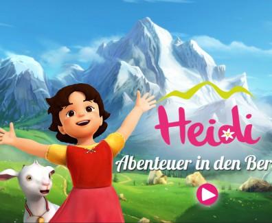 Android/iOS «Heidi: Abendteuer in den Bergen»