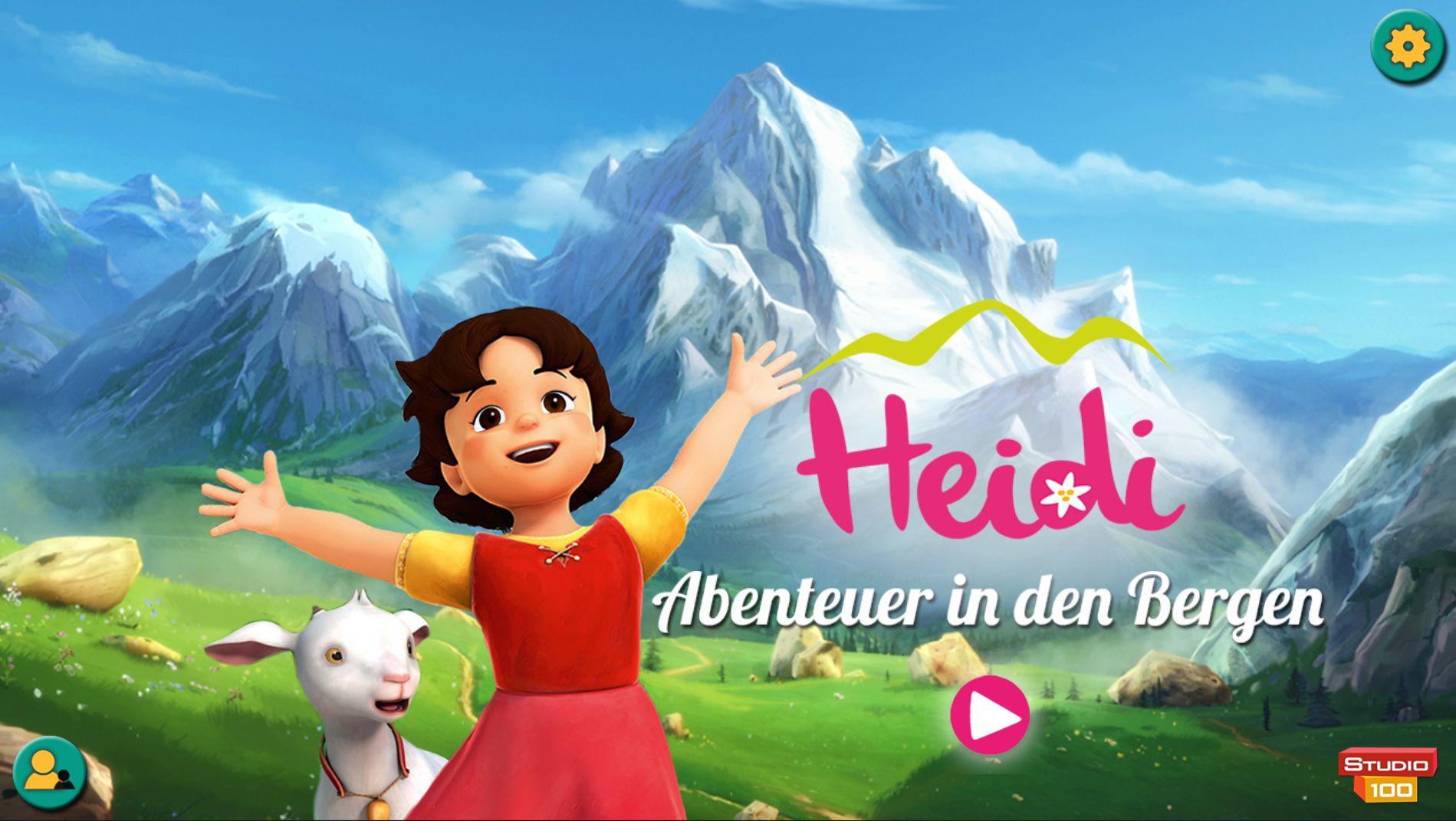 Android Ios 171 Heidi Abendteuer In Den Bergen 187 Pokipsie