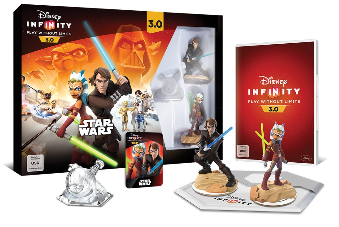 Disney Infinity 3 «Star Wars» Play without Limits