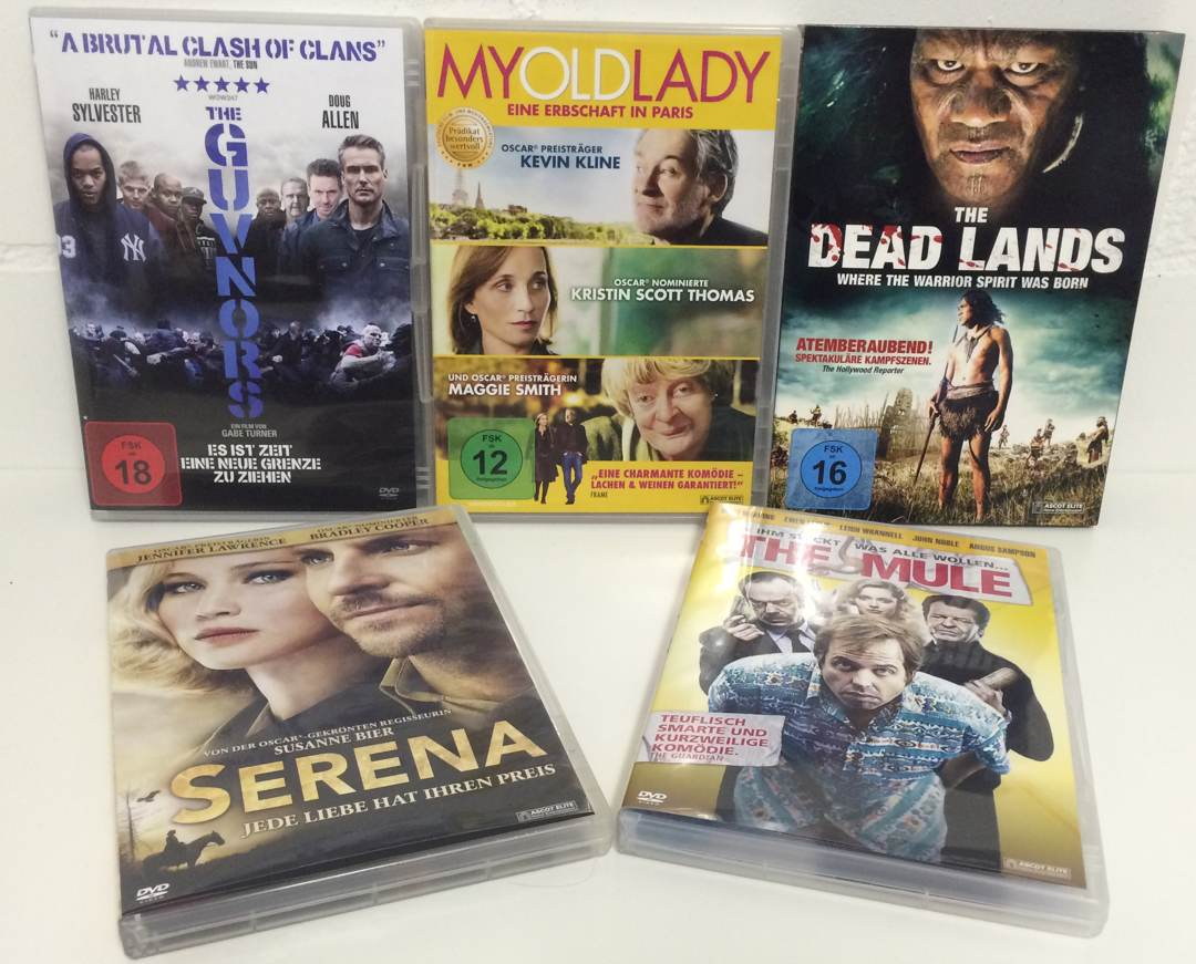 Filmtipps – Passend zum Wetter neues von Ascot Elite