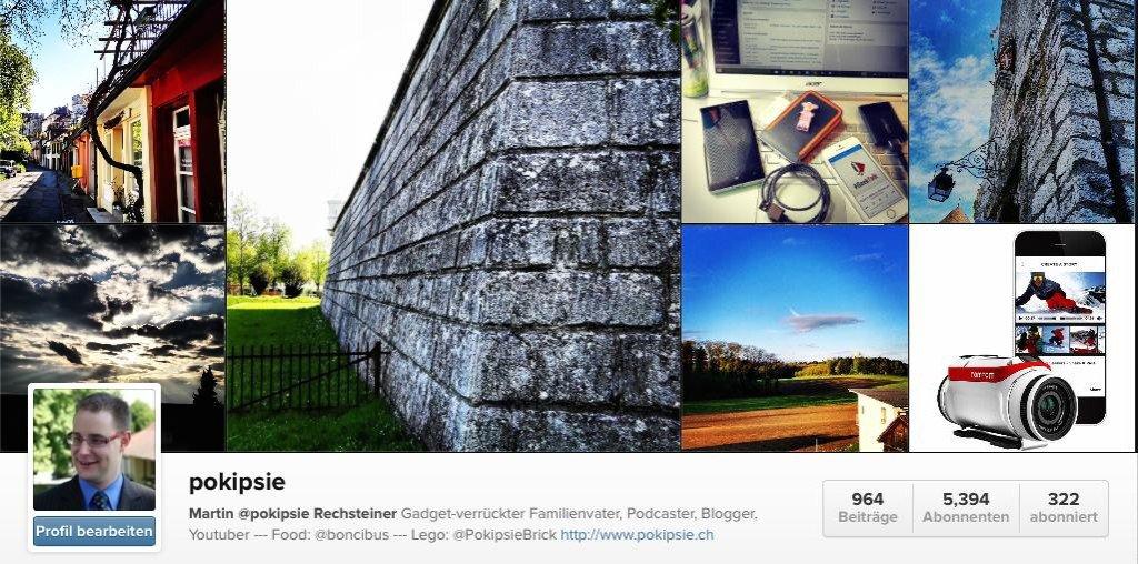 Instagram Apps für die Foto- und Video Plattform