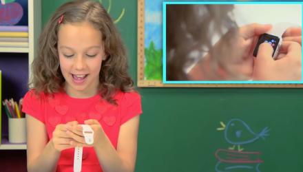 Video «How Kids react» diesesmal mit der Apple Watch