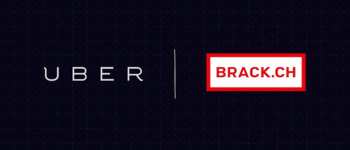 Brack & Uber – Apple Watch heute bestellen und gleich geliefert