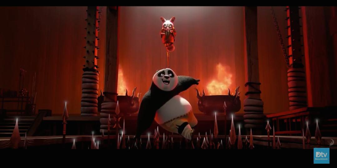 Trailer «Kung Fu Panda 3» ab 2016 im Kino