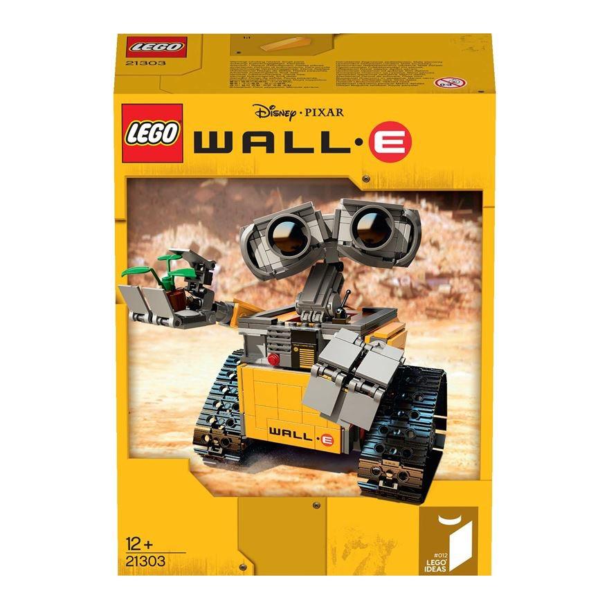 WALL·E (21303) neue Disney Figur als LEGO