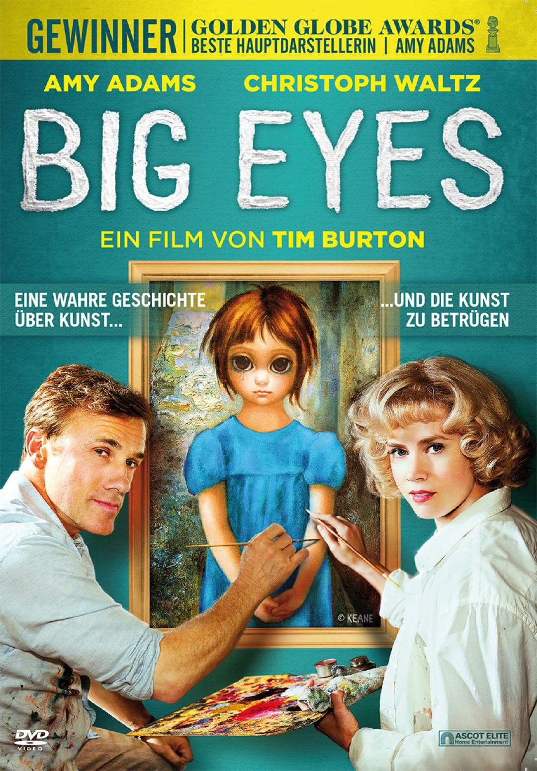 Big Eyes | @pokipsie's Film Tipps