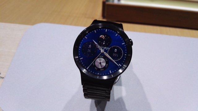 davaHuawei Watch an der IFA präsentiert