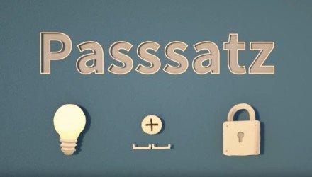 Video Passwoerter einfach erklärt