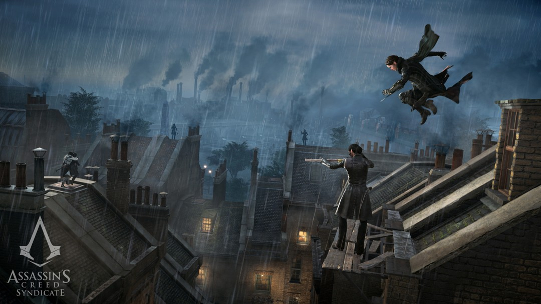 Assassin's Creed Syndicate - Flugattentat
