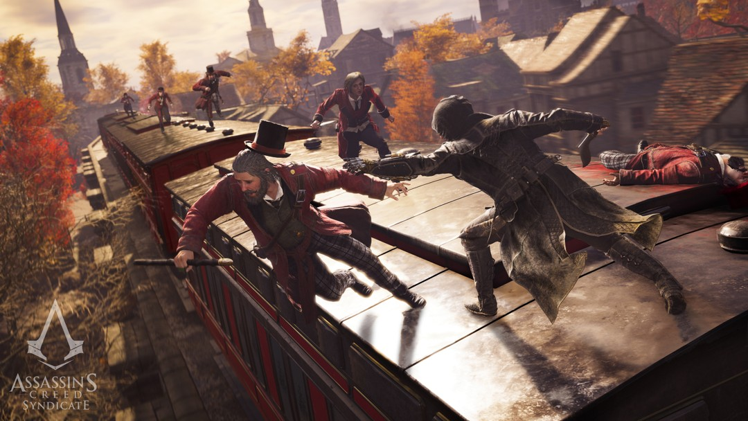 Assassin's Creed Syndicate - Prolog