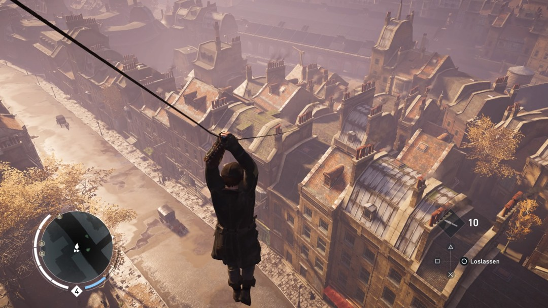 Assassin's Creed Syndicate - Seilhaken