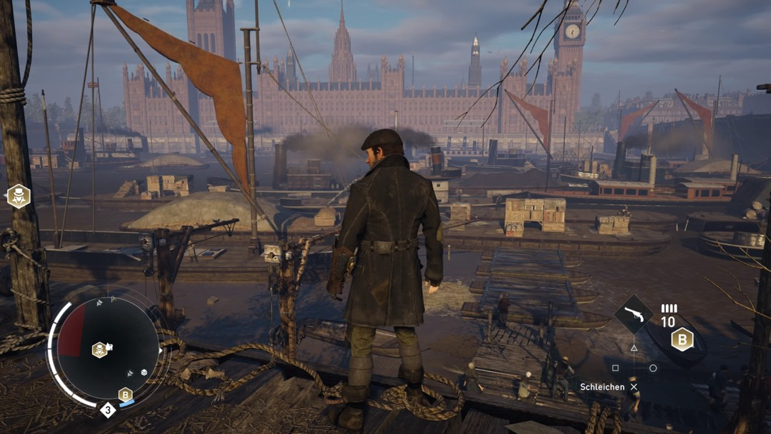 Assassin's Creed Syndicate - Themse