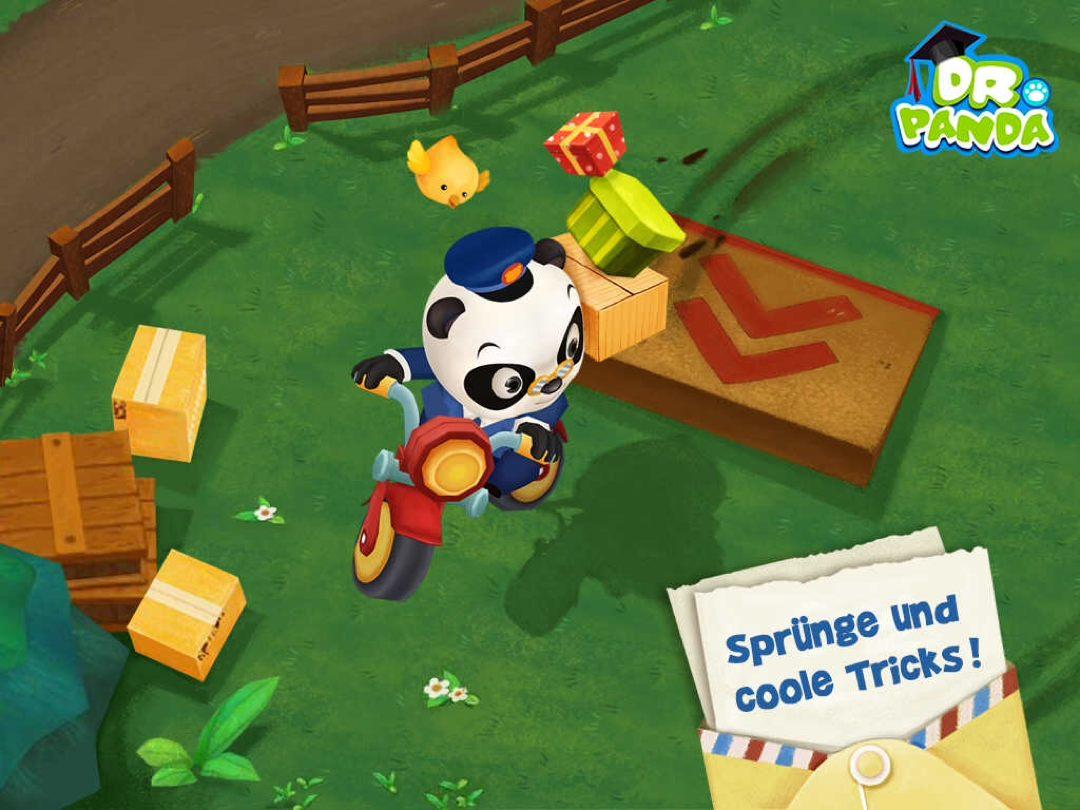 Dr Pandas Postbote