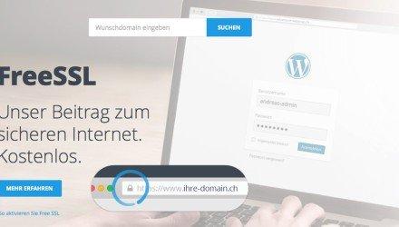 SSL-Zertifikat bei Hostpoint ab sofort kostenlos