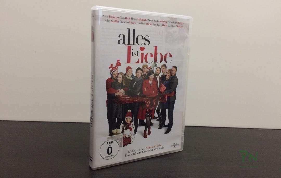 Alles ist Liebe DVD Film
