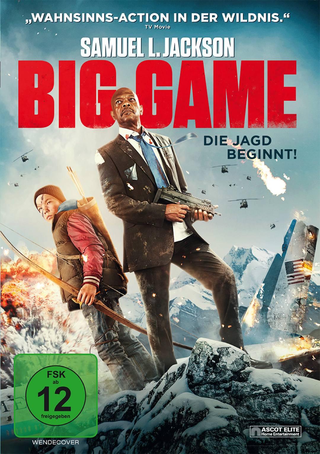 Big Game – Die Jagd beginnt!