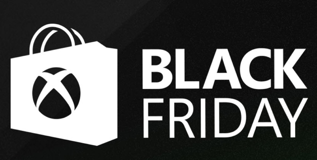 Black Friday Microsoft XBox