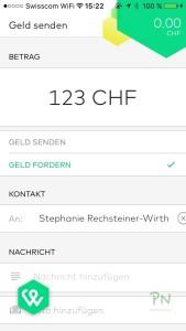 Das digitale Portemonnaie und die Schweiz - Twint