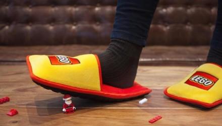 LEGO und Schuhe - ja das geht