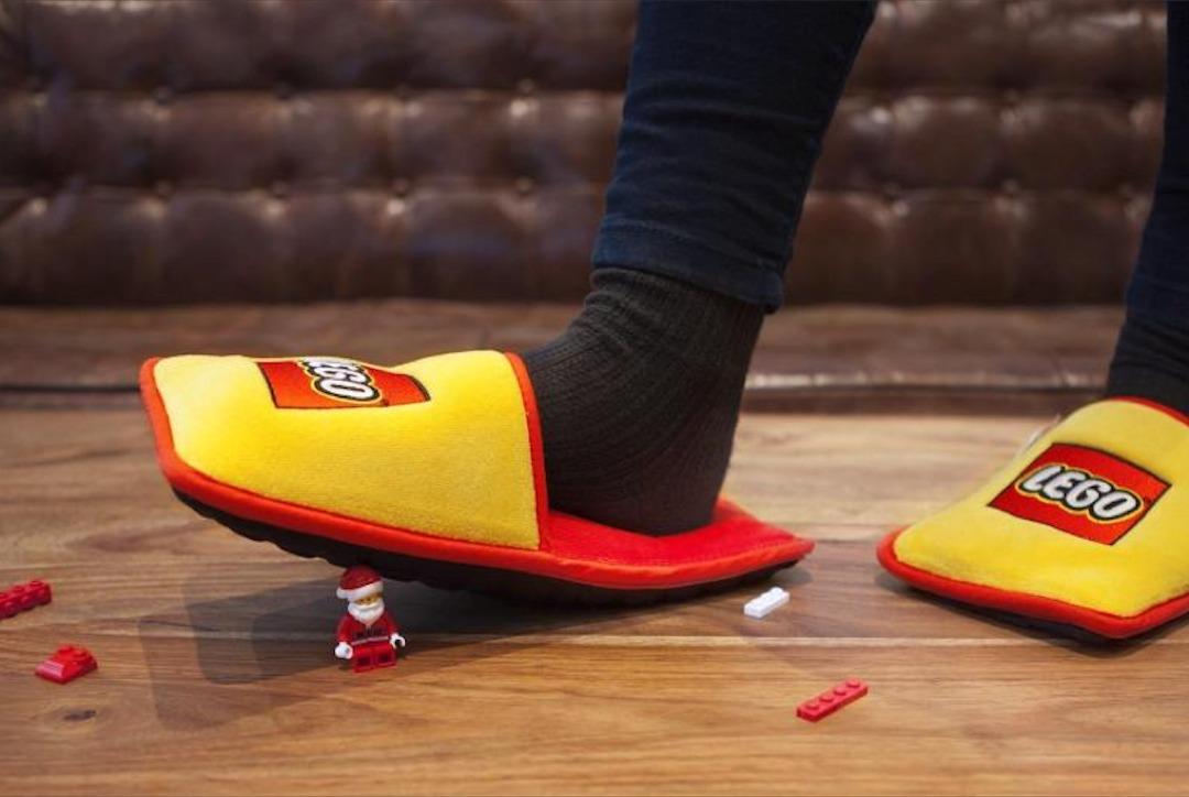 LEGO und Schuhe – ja das geht