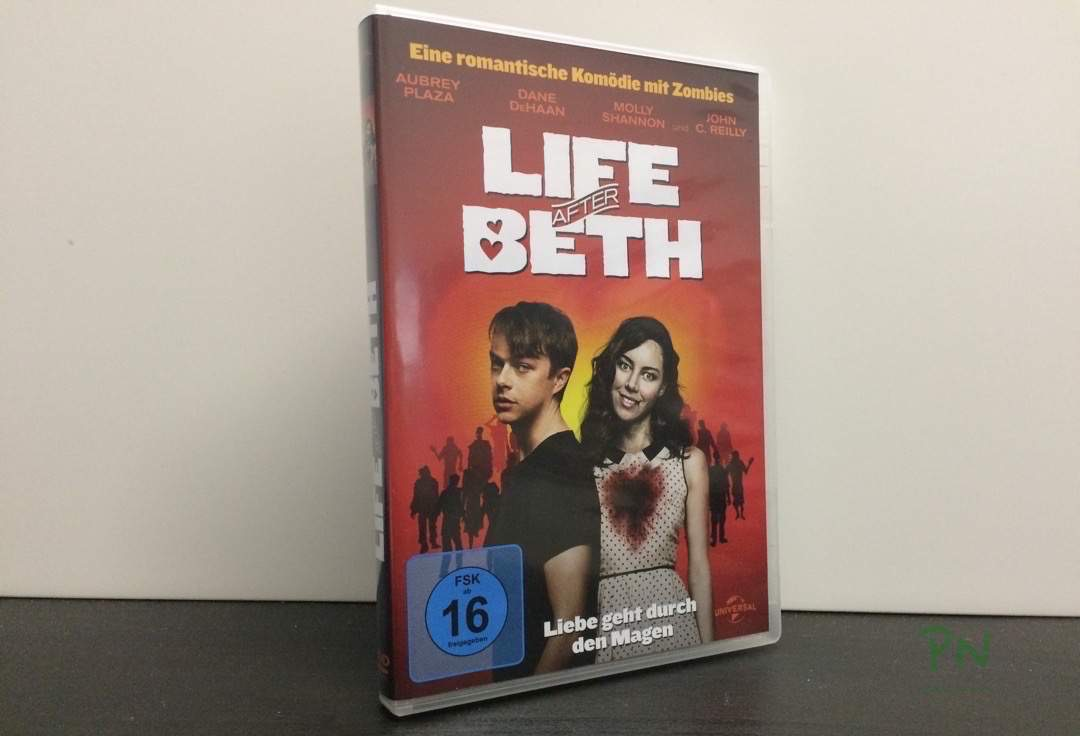 Life after Beth DVD Film