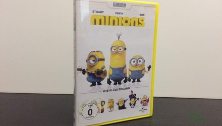 Minions - wie alles begann DVD FIlm